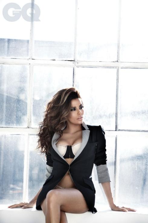 Eva Longoria GQ Mexico Cover 2