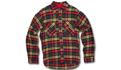 gardina-flannel-yellow-red