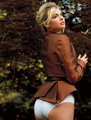Kate Upton Vogue Germany 1