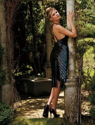 Kate Upton Vogue Germany 6