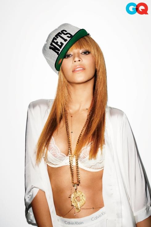 Beyonce GQ Outtake 1