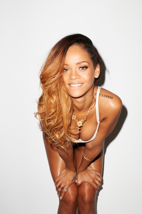 Rihanna Photoshoot with Terry Richardson