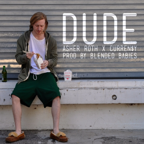 Asher Roth-Dude