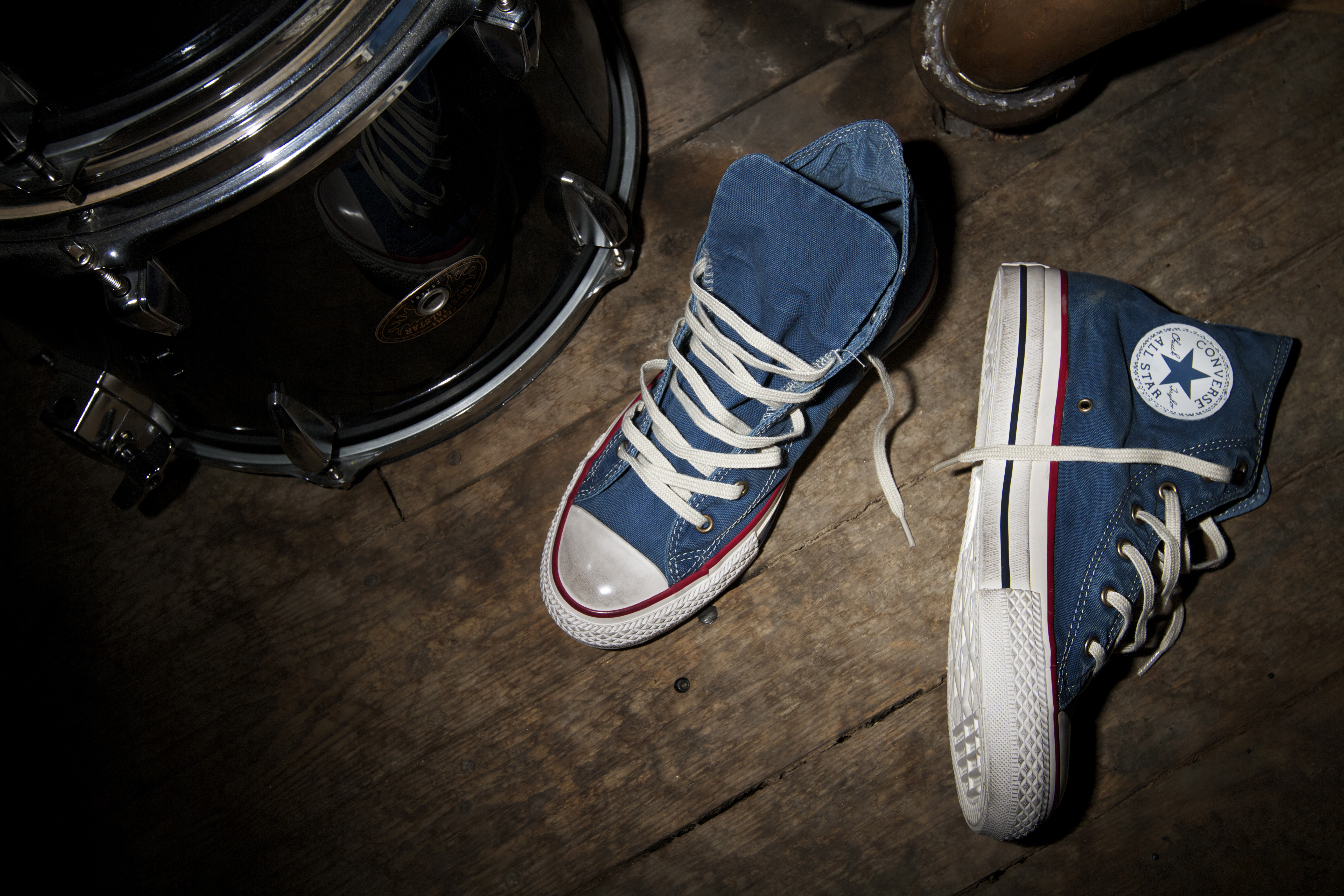34d20bc3e594 CTAS Well Worn LifeStyle 17724. Converse presents its new Spring 2013 Converse  Chuck Taylor All ...