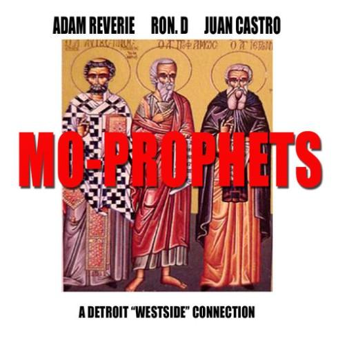 Adam Reverie Mo-Prophets