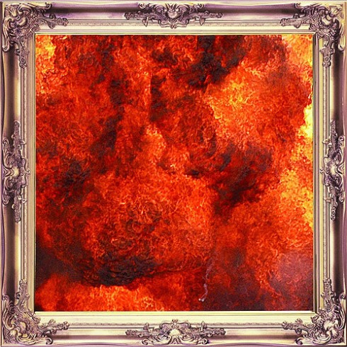 Kid Cudi Indicud Artwork