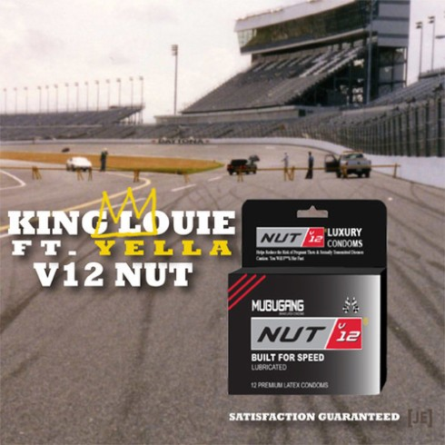 King Louie V12 Nut