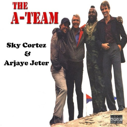 Sky Cortez Arjaye Jeter The A-Team
