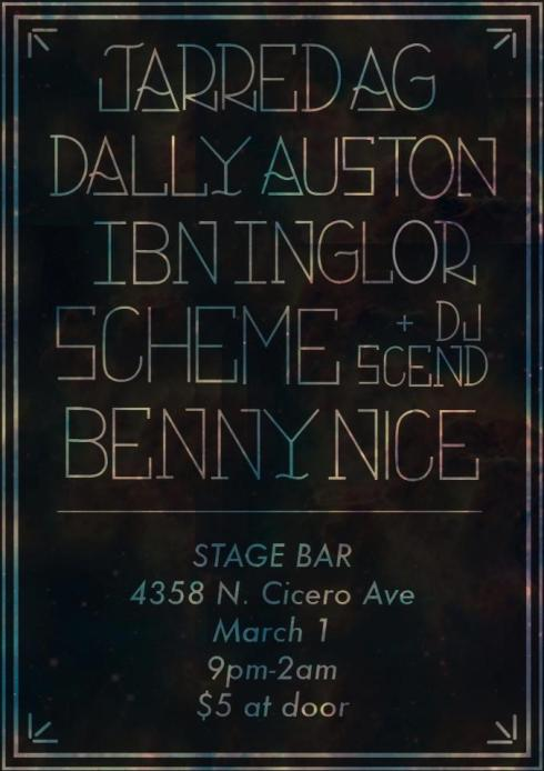 Stage Bar 3-1-13