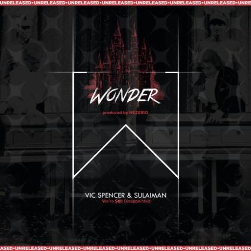 Vic Spencer Sulaiman Wonder