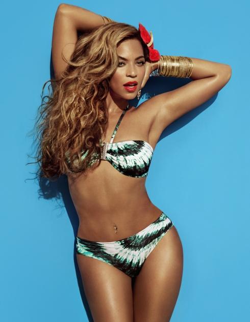 Beyonce H&M 2013 4