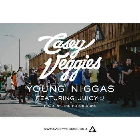 Casey Veggies Juicy young nggas