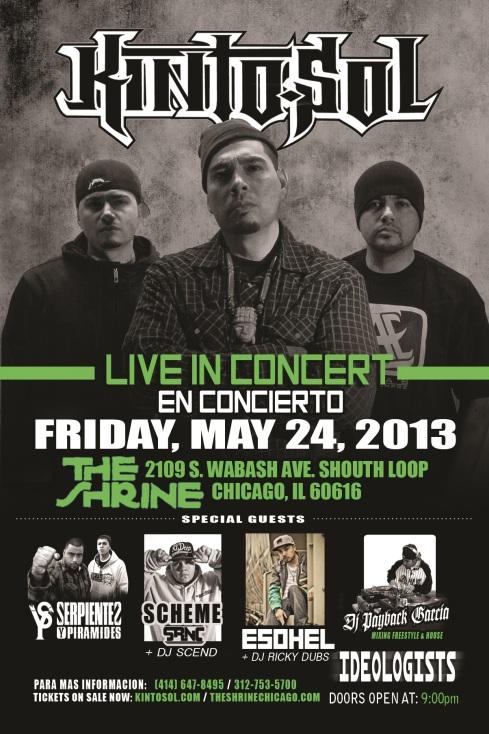 Chicago flyer 4x6H