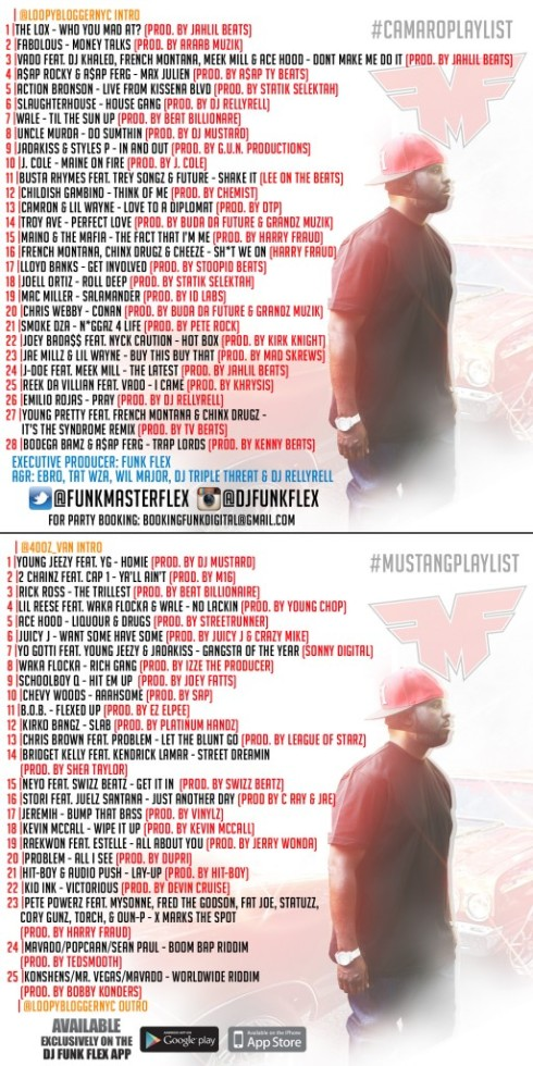 Funkmaster flex who you mad at me or yourself 3