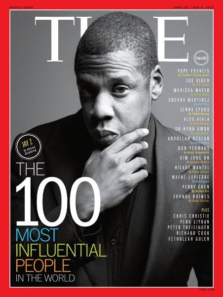 Jay-Z Time Magzine 2013
