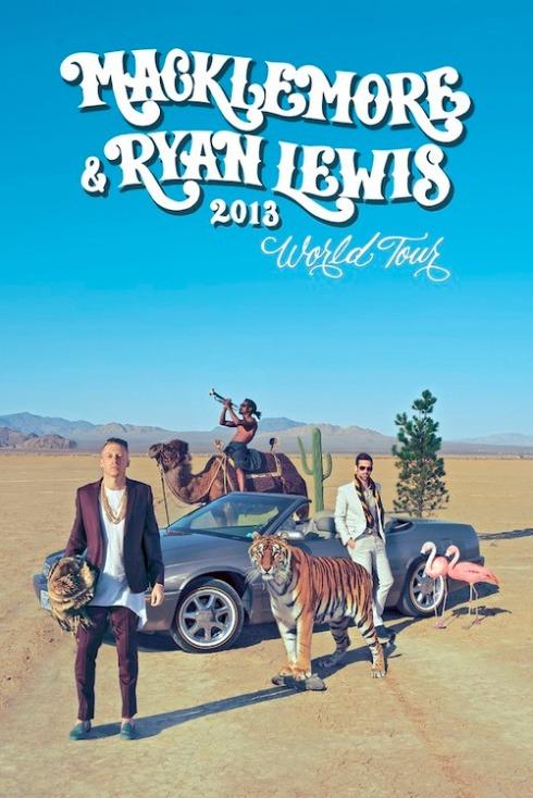 Macklemore & Ryan Lewis World Tour
