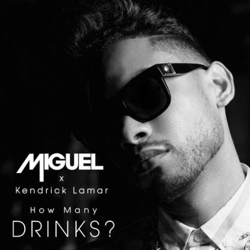 Miguel Kendrick Lamar How Many Drinks remix